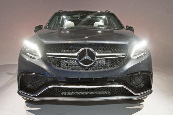 Mercedes-AMG GLE63S