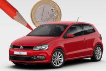 Streicht VW den Dreit�rer-Polo?