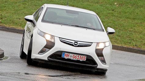 Opel Ampera: Gebrauchtwagen-Test