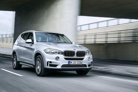 BMW X5 xDrive40e (2015): Vorstellung