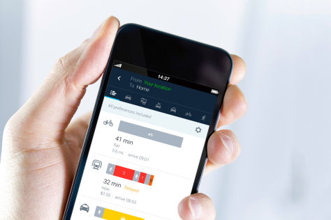 Nokia Here jetzt auch für Apple