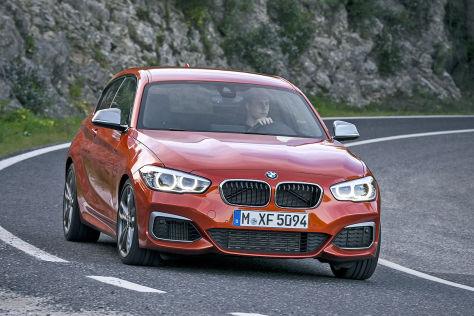 BMW M135i FL (2015): Fahrbericht