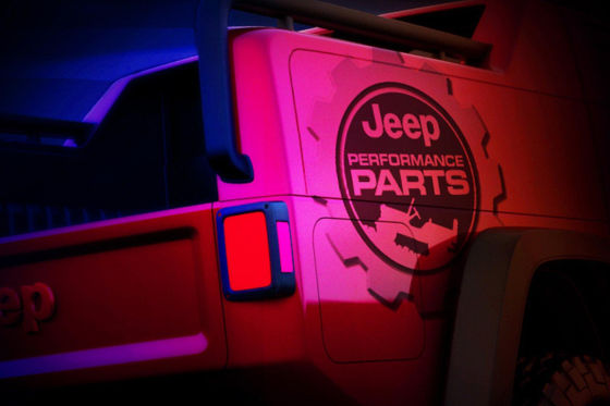 Zwei Ostereier von Jeep