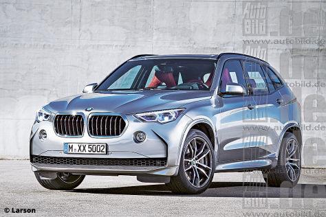BMW X5 Illustration