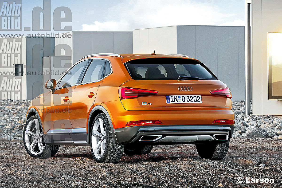 Audi Q3 Ii 2018 Topic Officiel Q3 Audi Forum Marques