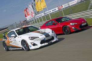 Toyota GT86 TRD/GME GT86: Test