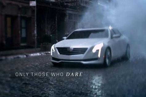 Cadillac CT6 (2015): Vorstellung