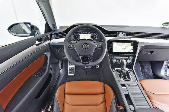Arteon R-Line Cockpit