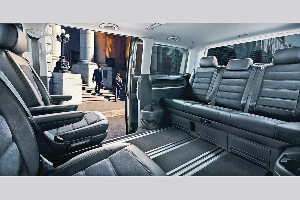 VW T6 Multivan (2015): Preise - Bilder - autobild.de
