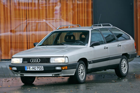 Audi 200 Avant C3
