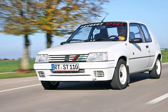 Peugeot 205 Rallye 1.9