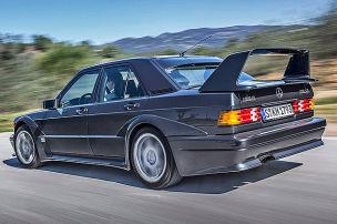 Mercedes 190 E 2.5-16 Evolution II (1990): Fahrbericht