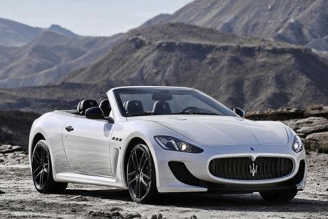 Maserati: Zukunftspläne stehen fest