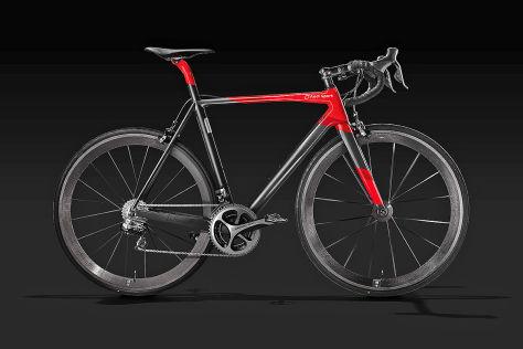 Audi-Fahrrad für 17.500 Euro