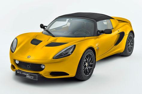 Lotus Elise: Sondermodell zum Zwanzigsten
