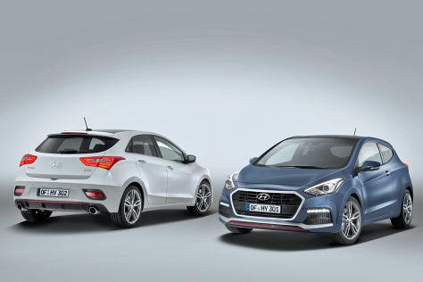 Hyundai i30 Turbo Drei- und Fünftürer