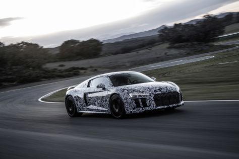 MICHELIN Pilot Sport Cup 2 auf dem Audi R8