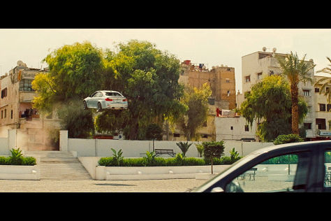 "BMW M3 in ""Mission: Impossible – Rogue Nation"""