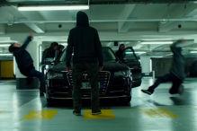 Im Audi gegen alle