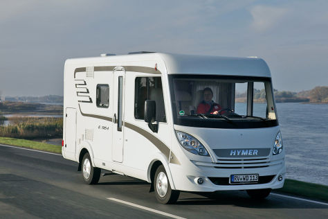 Hymer Exis I 414