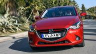 Mazda2-Premierentester