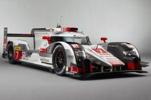 Der neue Le Mans-Audi