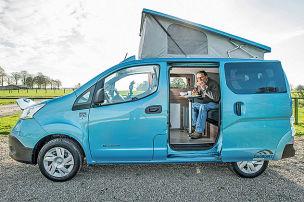 Nissans E-Camper