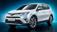 Toyota RAV4 Hybrid (New York 2015): Vorstellung