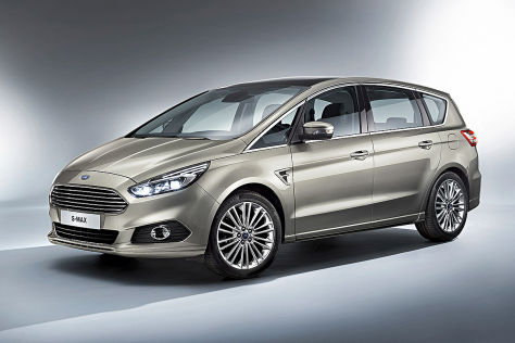 Ford S-Max: Intelligent Speed Limiter