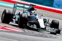 Mercedes dominiert auch in Malaysia