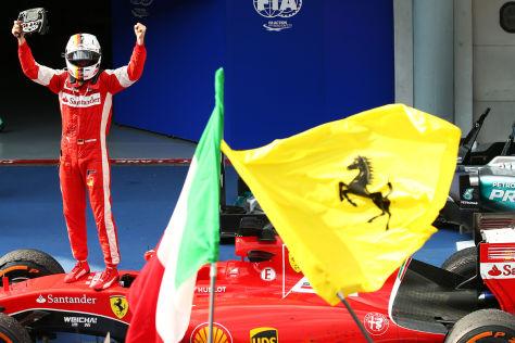 Vettel & Ferrari