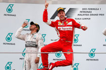 Vettels Karriere in Bildern