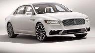 Lincoln Continental (Detroit 2016): Vorstellung