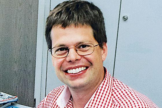 Redakteur Peter Michaely