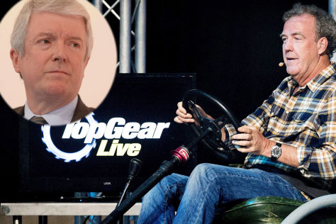 Top Gear-Moderator Jeremy Clarkson