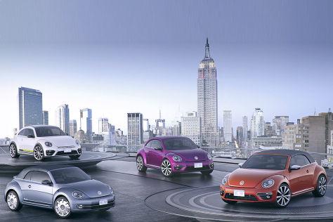 VM Beetle (NY 2015): Concept-Cars