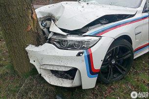 M4 crasht am