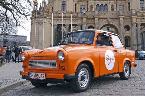 DDR-Ikone mit Elektroantrieb