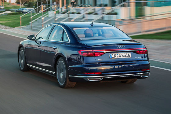 Audi-Studie Prologue