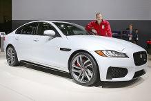 So mischt Jaguar die Oberklasse auf