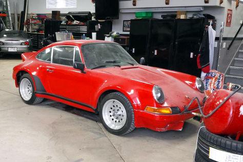 Porsche 911 Nr. 5