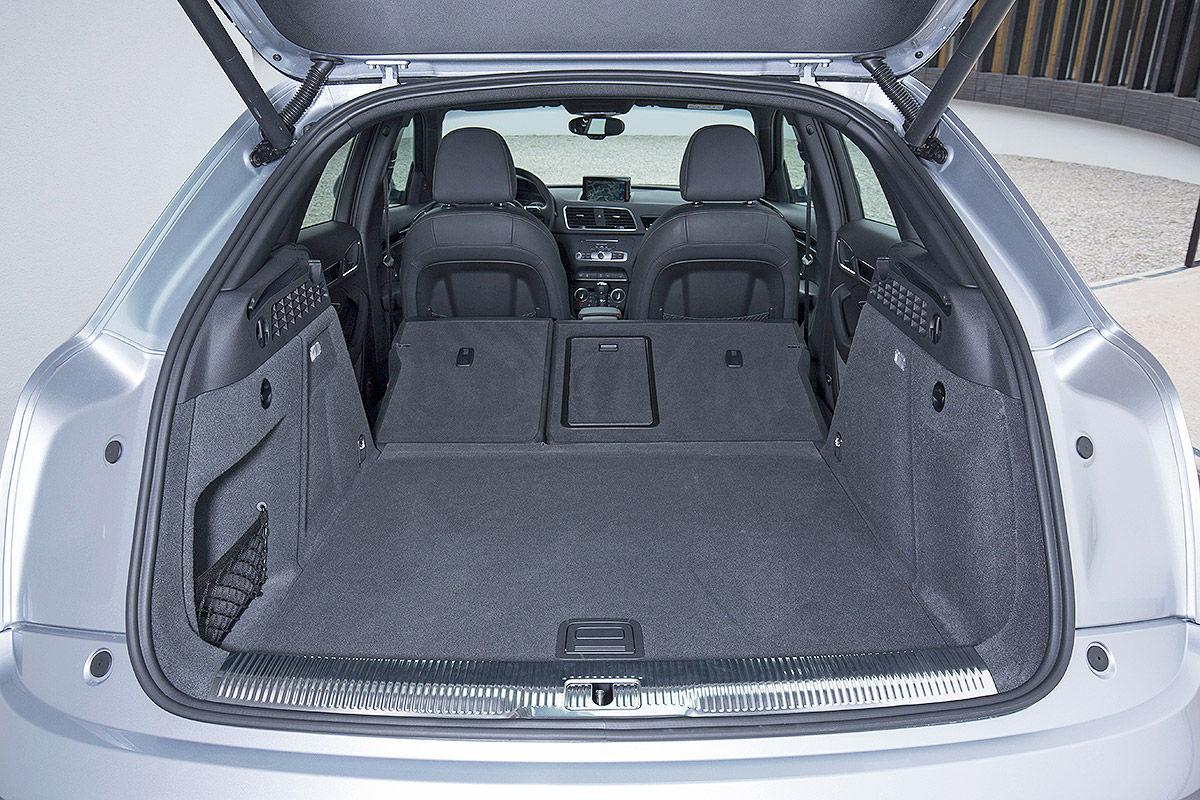 Audi Q3 Facelift Kaufberatung Bilder Autobild De