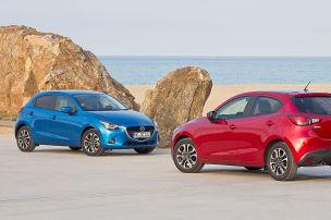Gesucht: Der beste Mazda2