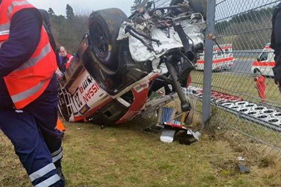 Nissan-Unfall
