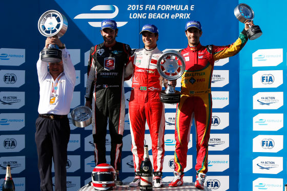 Formel E Long Beach