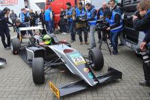 Mick Schumacher deb�tiert in Formel 4