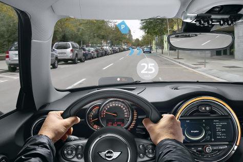 Mini Augmented Vision (Shanghai 2015)