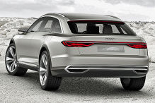 Das ist der Audi Prologue Allroad