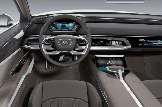 Audi Prologue A9 Allroad Concept Shanghai 2015 Autobild De