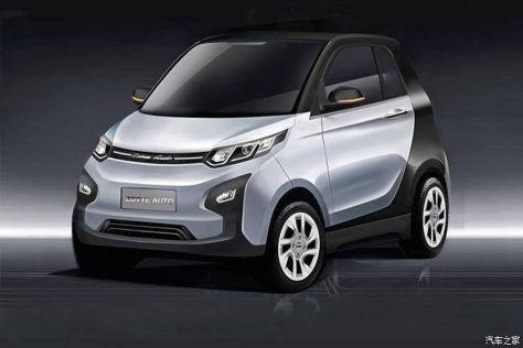 Dreiste China-Kopie von Smart und Tesla: Zotye E01